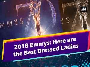 2018 Emmys: Here are the Best Dressed Ladies [Video]