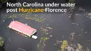 Rising flood waters from Florence menace the Carolinas [Video]