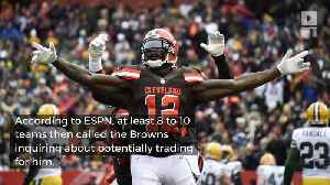 New England Patriots Trade for Wide Receiver Josh Gordon [Video]