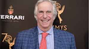 Henry Winkler Claims First Emmy [Video]