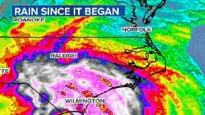 Post-Florence weather forecast [Video]