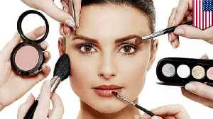 Chemicals in cosmetics may harm female hormones [Video]