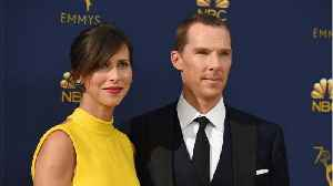 Benedict Cumberbatch And Sophie Hunter Are Having A 3rd Child! [Video]
