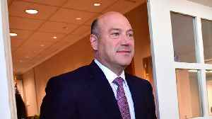 Gary Cohn Says Jamie Dimon Would Make A Great US President [Video]
