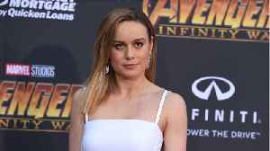Captain Marvel Trailer Gives Us A Sneak Peek Of Brie Larson As The Captain [Video]