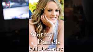 Stormy Daniels Compares Donald Trump's Private Part to 'Mario Kart' Character in New Tell-All [Video]