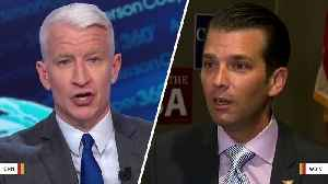 Trump Jr. Hits Back: CNN's Anderson Cooper 'Lied About Me' [Video]