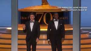 2018 Emmy Awards: The biggest moments of the night [Video]