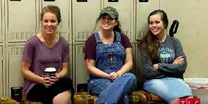 Estranged Duggar Cousin Amy Makes Rare Appearance At Girls' Album Rehearsal [Video]