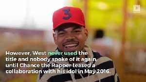 Kanye West Announces Joint Album With Chance the Rapper [Video]