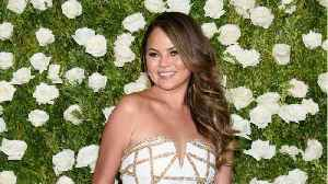 Chrissy Teigen Teased Her New Makeup Collection at The Emmys [Video]