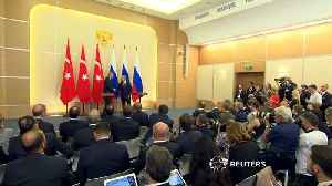Russia, Turkey agree to buffer zone in Syria's Idlib [Video]