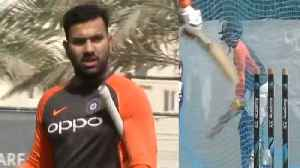Asia Cup 2018: Rohit Sharma & Team sweat it out ahead of match against Hong Kong | वनइंड&#x93F [Video]