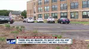 Deadly officer-involved shooting [Video]