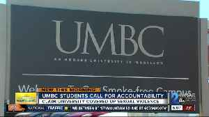 Women accuse UMBC of covering up sexual assaults on campus [Video]