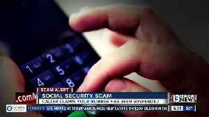 Scam alert: Your social security number isn't suspended [Video]