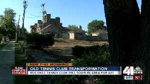Museum nears deal to sell Rockhill Tennis Club [Video]