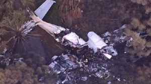 NTSB releases preliminary report on deadly plane crash at John Prince Park [Video]