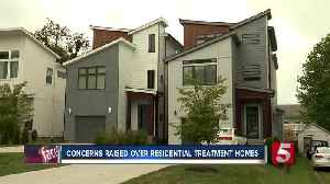Residents Concerned About Residential Treatment Homes Moving Next Door [Video]