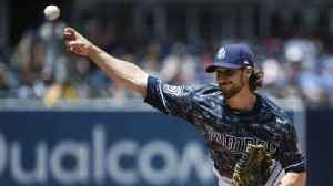 Padres looking for Bryan Mitchell to be consistent in remaining starts [Video]