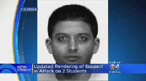 New Sketch Of Wanted Suspect Released In FIU Attack [Video]