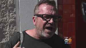 Tom Arnold Files Police Report Against Mark Burnett Over Alleged Pre-Emmys Party Scuffle [Video]