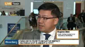 UBS' Qian on China's Economy, Trade Tensions [Video]