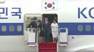 News video: Korean leaders meet for a high-stakes summit