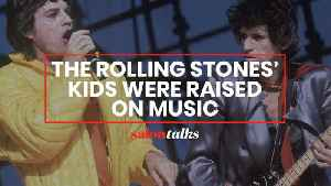 What Keith Richards' Daughter Learned on Tour with the Rolling Stones [Video]