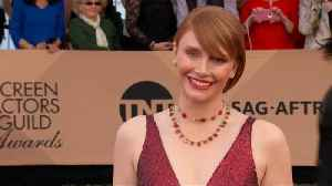Bryce Dallas Howard real frustration about being a readhead [Video]