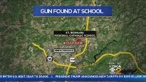 Police: Boy, 11, Finds Loaded Gun In Backpack At Indiana Co. School [Video]