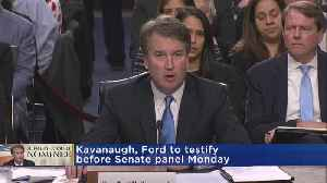 Kavanaugh Vote Delayed Following Assault Allegations [Video]