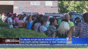 Lawrence Schools Reopen Tuesday After Merrimack Valley Explosions [Video]
