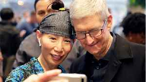 Tim Cook Is Optimistic About U.S.-China Trade Talks [Video]