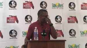 FSU coach Willie Taggart asks fans not to give up on Seminoles [Video]