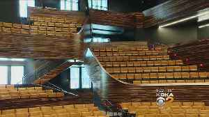 First Look At Point Park University's New Pittsburgh Playhouse [Video]