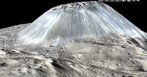 Ceres is Covered in Volcanoes That Ooze Ice Instead of Lava [Video]
