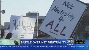 Lawmakers Urge Gov. Brown To Sign Net Neturality Bill [Video]
