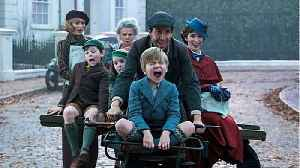 Mary Poppins Sequel Trailer Release [Video]