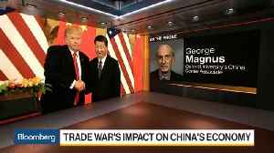 China's XI 'Wrong-Footed' on Trade War, Oxford's Magnus Says [Video]