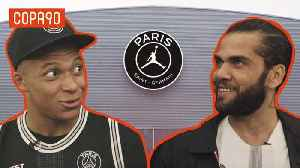 Mbappé and Dani Alves: Beating Liverpool, PSG Teammate Secrets & More [Video]
