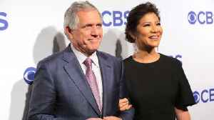 Julie Chen Leaves 'The Talk' After Husband Steps Down at CBS [Video]