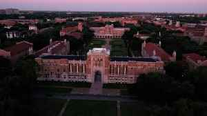 Rice University Unveils Free Tuition Program For Middle-Income Students [Video]