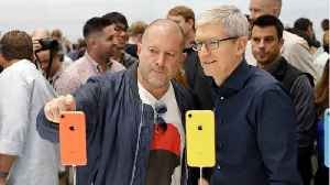 Apple's New iPhones A Slight Notch Above The X: Reviewers [Video]