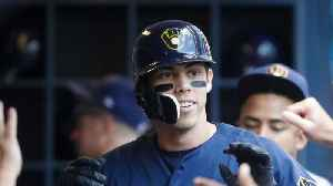 Christian Yelich Records Second Cycle Of The MLB Season [Video]