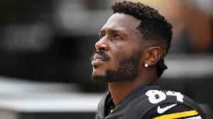 Antonio Brown Skips Steelers Team Meetings on Monday [Video]