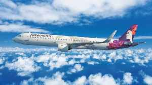 Hawaiian Airlines Launches Longest Flight Ever Across the US [Video]
