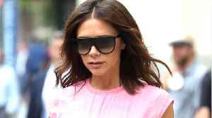 News video: Victoria Beckham Relives Her Spice Girls Day