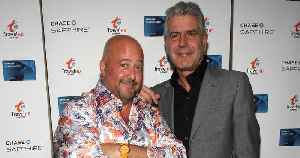 Andrew Zimmern Remembers Last Conversation With Anthony Bourdain [Video]