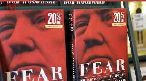 Bob Woodward's 'Fear' Sets All-Time First-Week Sales Record for Simon & Schuster [Video]